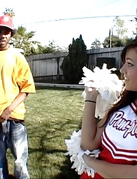 big butt cheerleader gets fucked