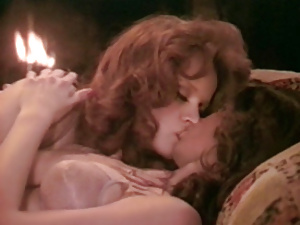 Two hairy retro lesbos licking eachothers tight pussyhole