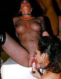 Horny massive groupsex club party