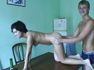 Andel and Jarmila on hot video