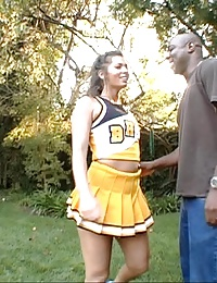 big booty cheerleader ho gets fucked